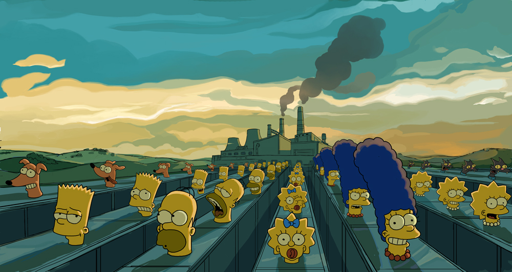 Simpsons Factory